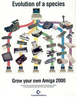 Grow your own Amiga 2000