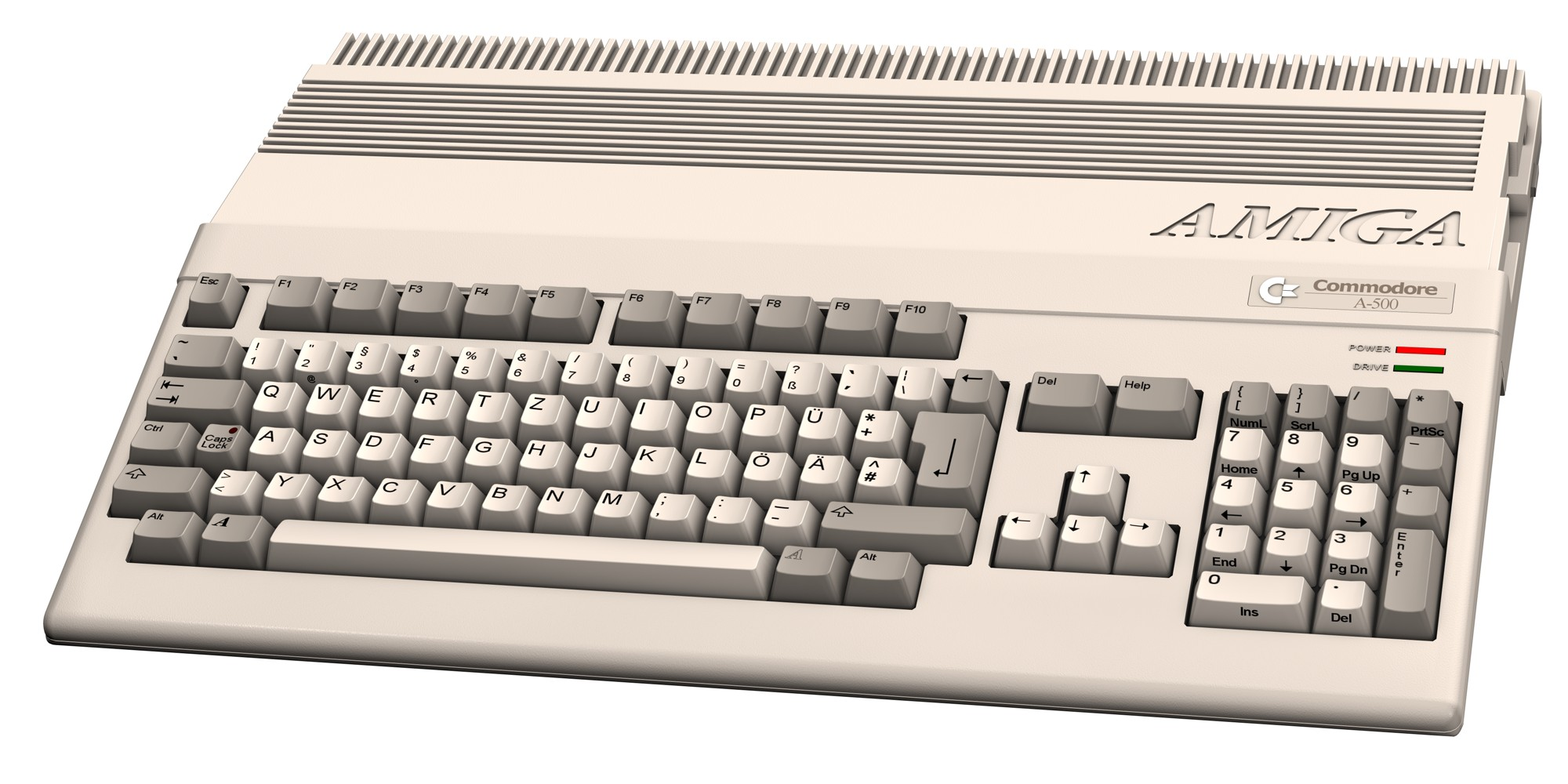 What does a Spanish computer keyboard look like