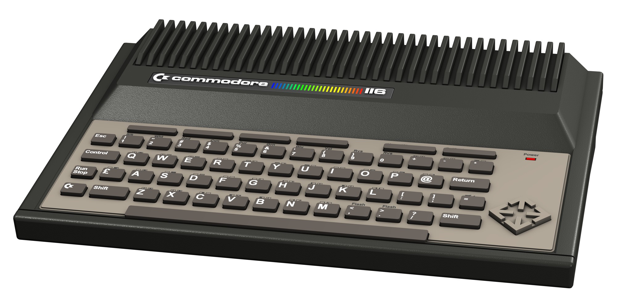 CCOM - Commodore 16 / 116 / plus4