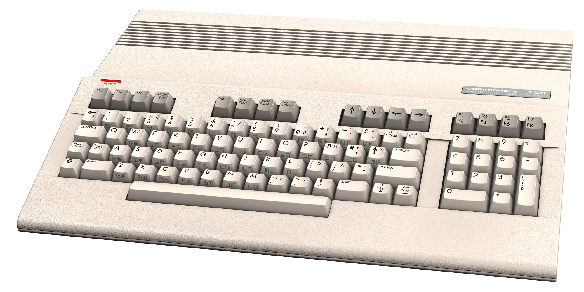 CCOM - Commodore 128