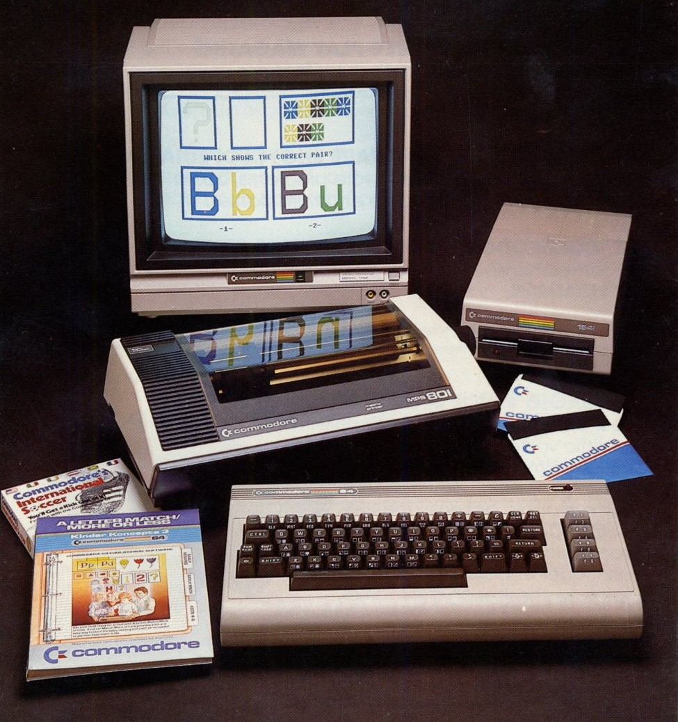 CCOM - Commodore 64