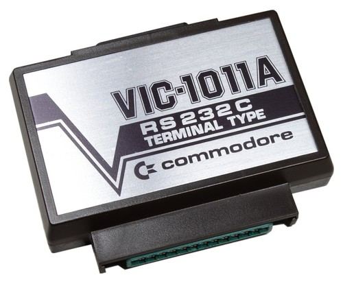 VIC1011A RS232C Interface
